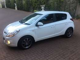 Hyundai I20 1.4 Fluid 2010 For Sale