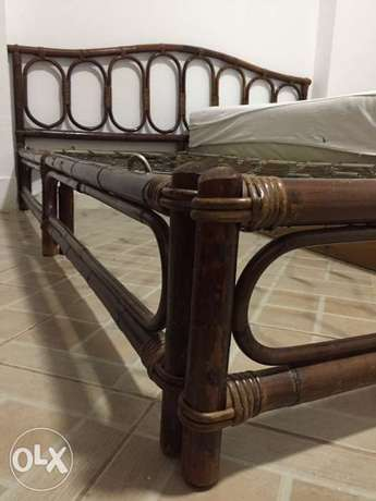 Final call - Bamboo Bed Frame'
