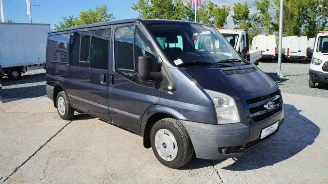 Ford TRANSIT 2,2TDCI/85KW L2H1 / 6 SITZE / LIMITED - 2011