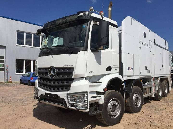 Mercedes-Benz Arocs 4148