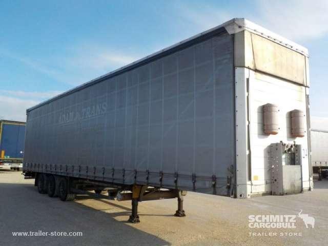 Schmitz Cargobull Tolóponyva Mega - 2007