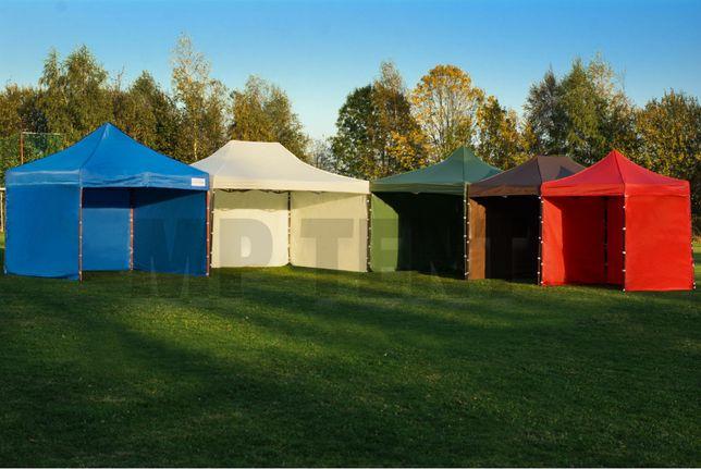 Namiot Ekspresowy Pawilon Ogrodowy 3x3m 7 Kolorów Nowa