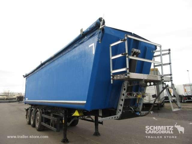 Schmitz Cargobull Kipper Alukastenmulde 49m³ - 2017