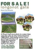 Longonot Gate Plots for sale