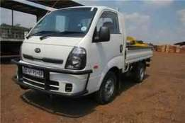 Kia 1 ton k2700 in a clean and good running condition