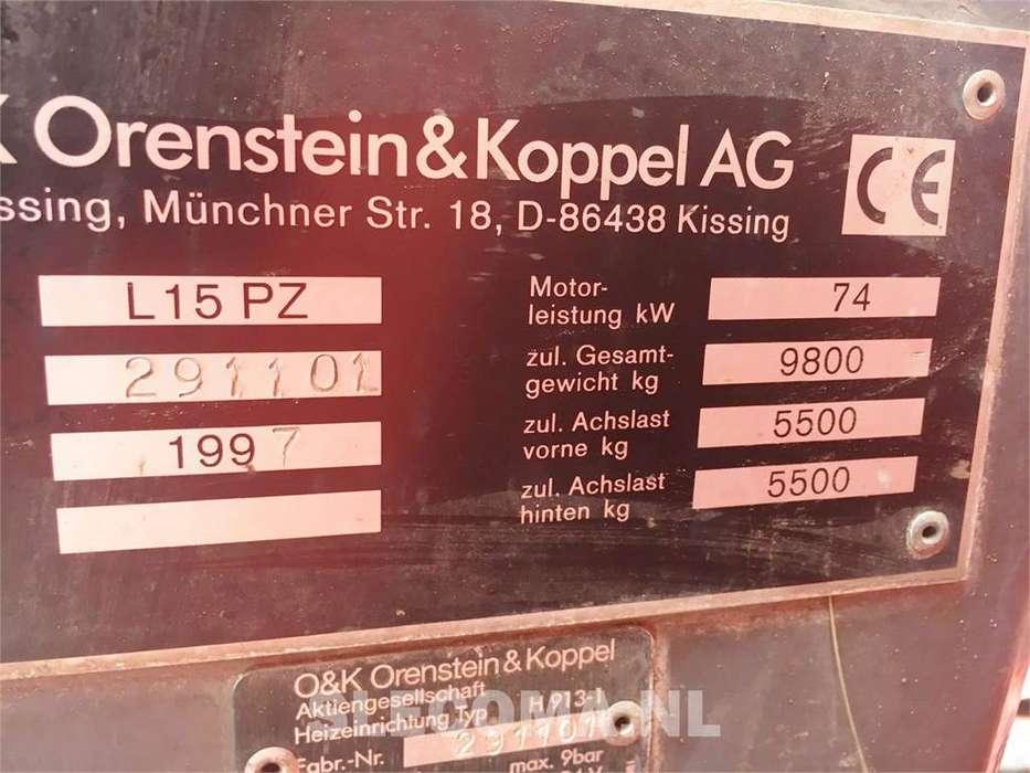 O&K L15 - 1997 - image 9