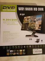 HD :PVR with 5 cameras