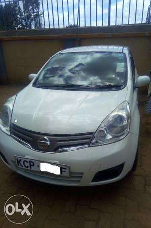 New Nissan Note KCP with alloy rims Nairobi West - image 1