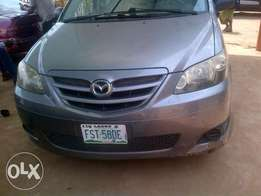 Clean Mazda MPV for Quick Sale