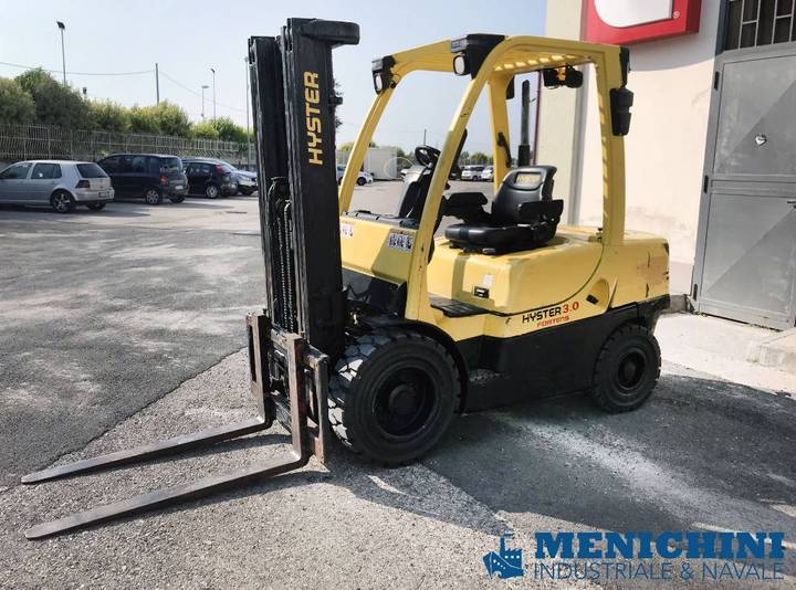 Hyster H3.0 Ft - 2008