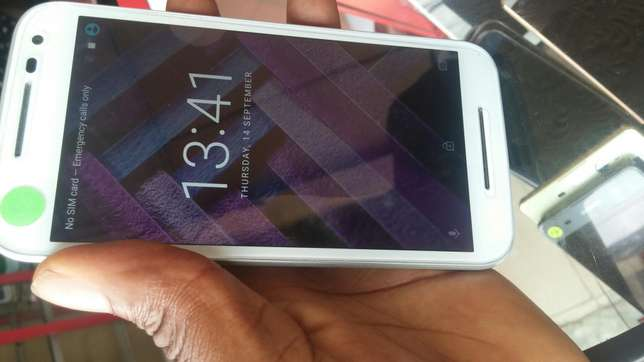 Uk used motorola moto g turbo edition for sale Ikeja - image 3