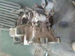 gearbox for sale (1.3 5 speed toyota conquest