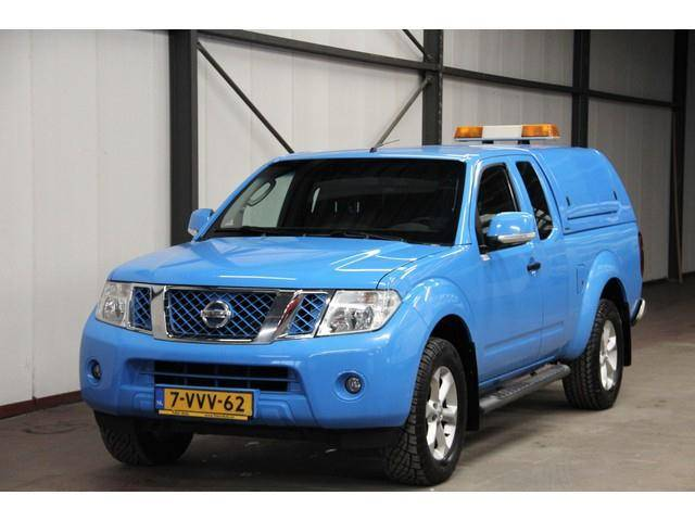 Nissan Navara 2.5 DCI SE KING CAB Pick Up 190PK Pick Up - 2013
