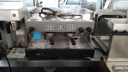 Brasilia coffee machine - 2 Head