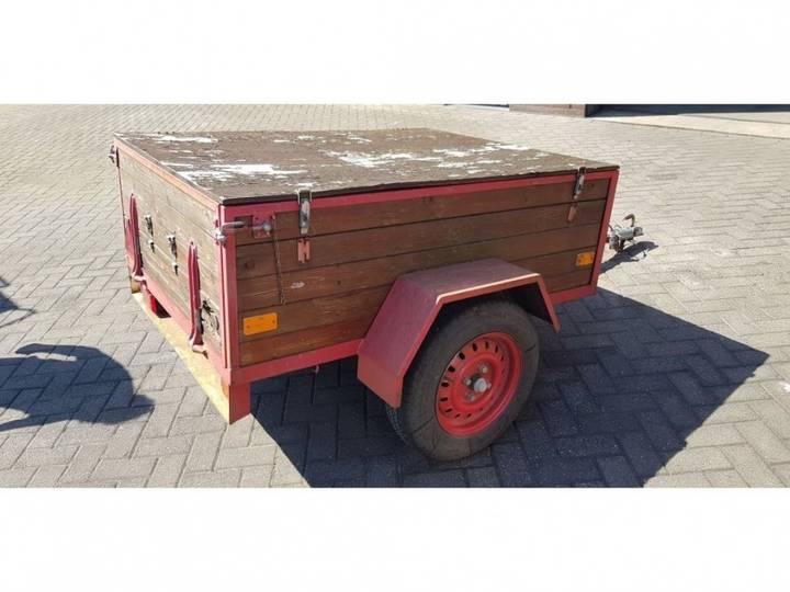 ABB alco aanhangwagen - 1900