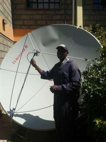 dstv,aerial,zuku,gotv,fta,beinsports,nilesat,tv wall mounting,startim South C - image 1