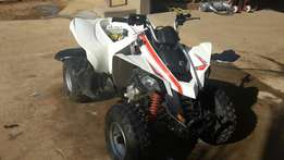 2011 Can Am 250