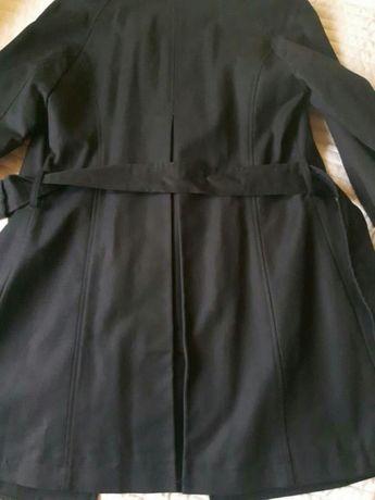 Płaszcz damski ZARA Basic kurtka bdb rozm.38 M Taliowany