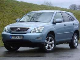 Lexus RX300 For Hire At 8k Per Day