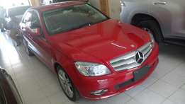 Mercedes Benz c 200 KCN