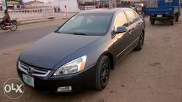 Very Clean Registered Honda Accord 03