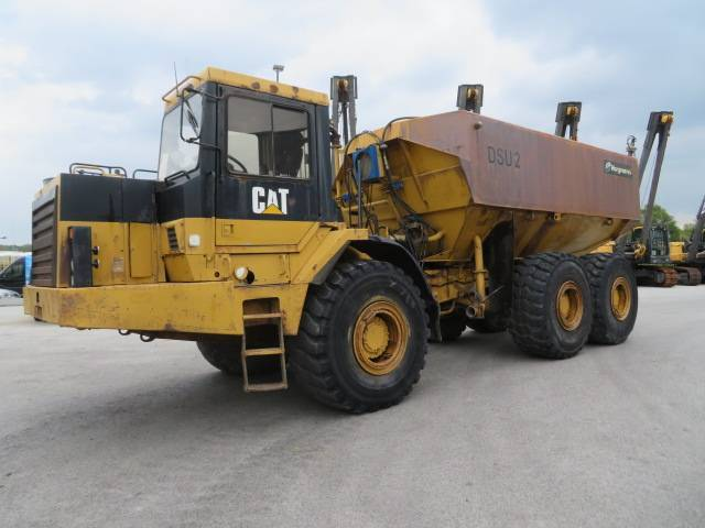 Caterpillar D 350 E Water Truck - 1996