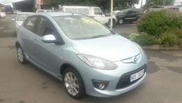 Reliable 2009 Mazda2 1.3 Dynamic manual with electric Windows, aircon!
