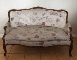 3 Piece French Style Lounge Suite