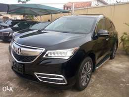 First grade 2016 Acura MDX for sale. Negotiable price