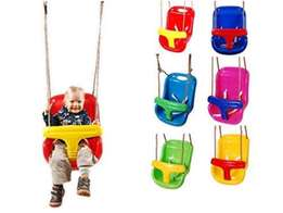 Baby and Toddler Swing Seat with backrest