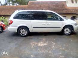 2006 Chrysler Grand Voyager 3.3SE