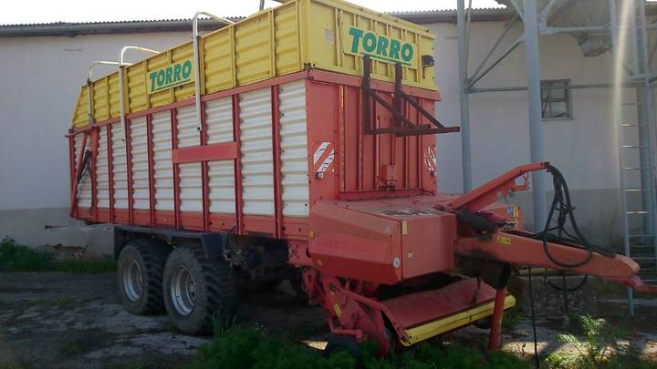 Pöttinger Torro 5100 - 2004