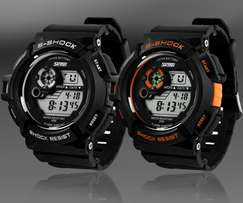 S-Shock watches