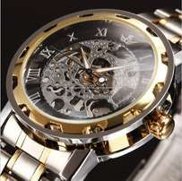 Sewor Skeleton Mechanical Watches