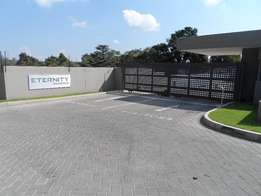 new 2 bed 2 bath ground floor apart in eternity complex rivonia