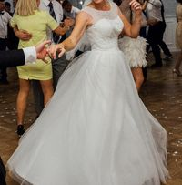 b96f0c9323 Busko-Zdrój Używane suknie ślubne