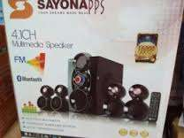 sayona subwoofer 4.1 brand new.