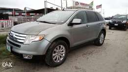 Clean Registered Ford Edge SEL 4WD 2007 Model In Excellent Condition.