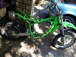 Kx 60 rolling chasis