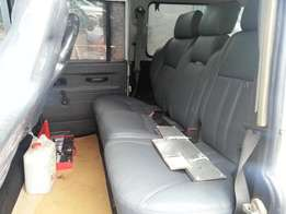 Land Rover Range 110 Discovery HSE Seats Leather TDv6 P38