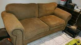 2 x 2 seater couches R 2000 each
