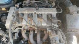 Ford Telstar 2.0 Engine and Gearbox