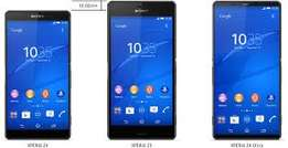 Sony experia z4, dual sim, 16gb, 4g network, free delivery in town