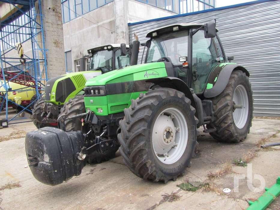 Deutz-fahr Agrotron - 2008
