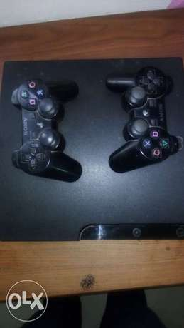 Pre owned ps3 with 2 controllers and 160GB RAM Gwarinpa - image 1