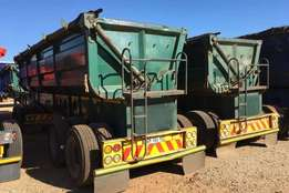 Looking for Side Tipper Trailer to hire