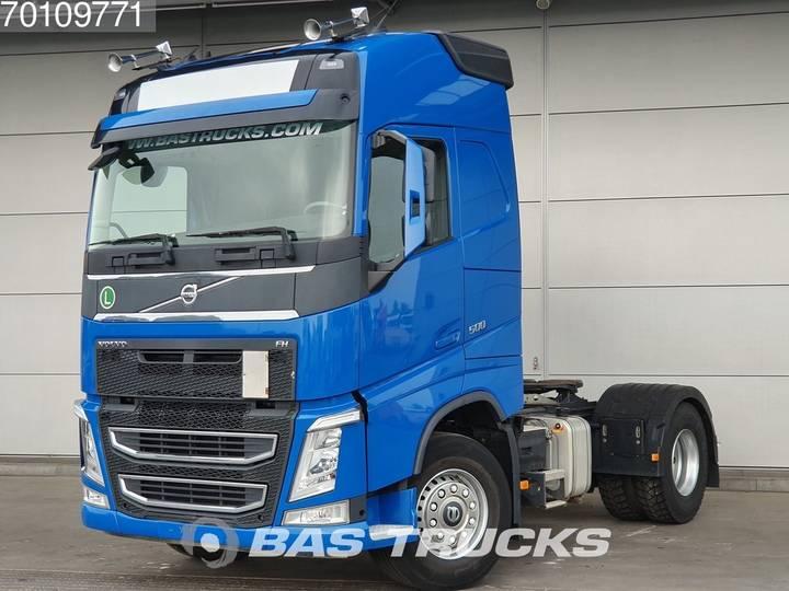 Volvo FH 500 4X2 VEB+ Hydraulik Euro 6 - 2014
