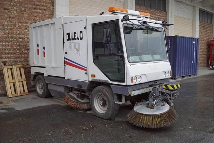 Dulevo 5000 City - 2003