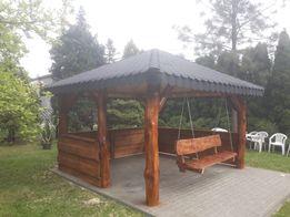 Altana Z Bali Ogród Olxpl