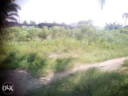 Uncompleted building for company 23 plot of land